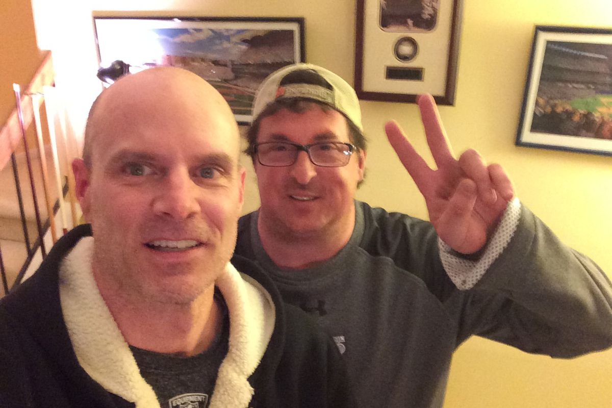 Petey Mac and Poho talk Redskins, the NFL and just about anything that crosses their minds.