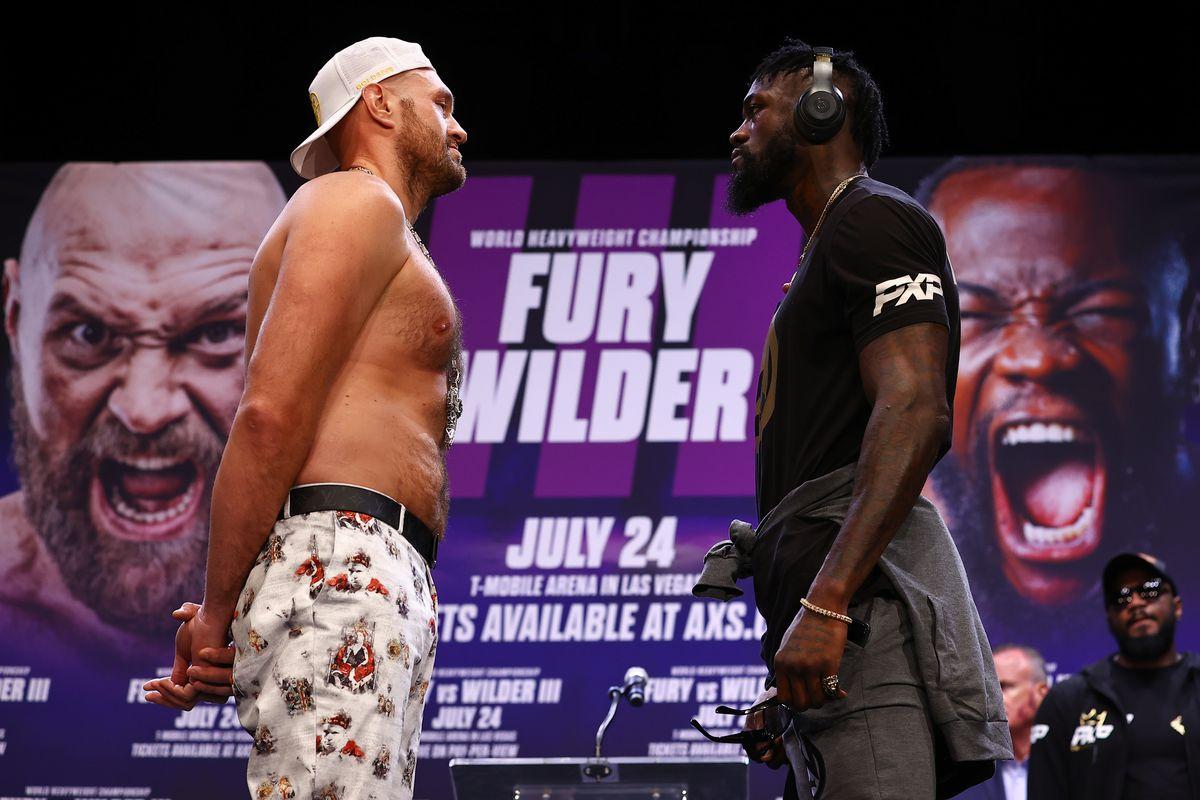 Who wins Tyson Fury vs Deontay Wilder III?
