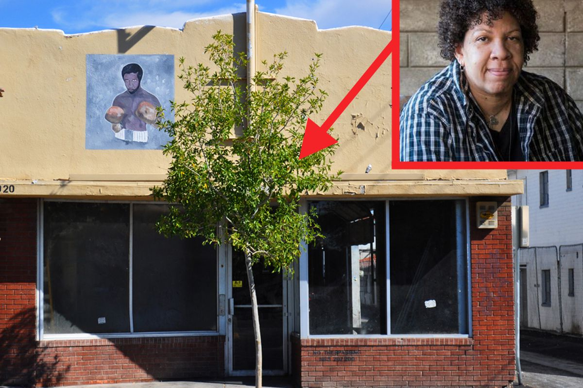 A former boxing gym becomes the home of Natalie Young's second restaurant, Chow.
