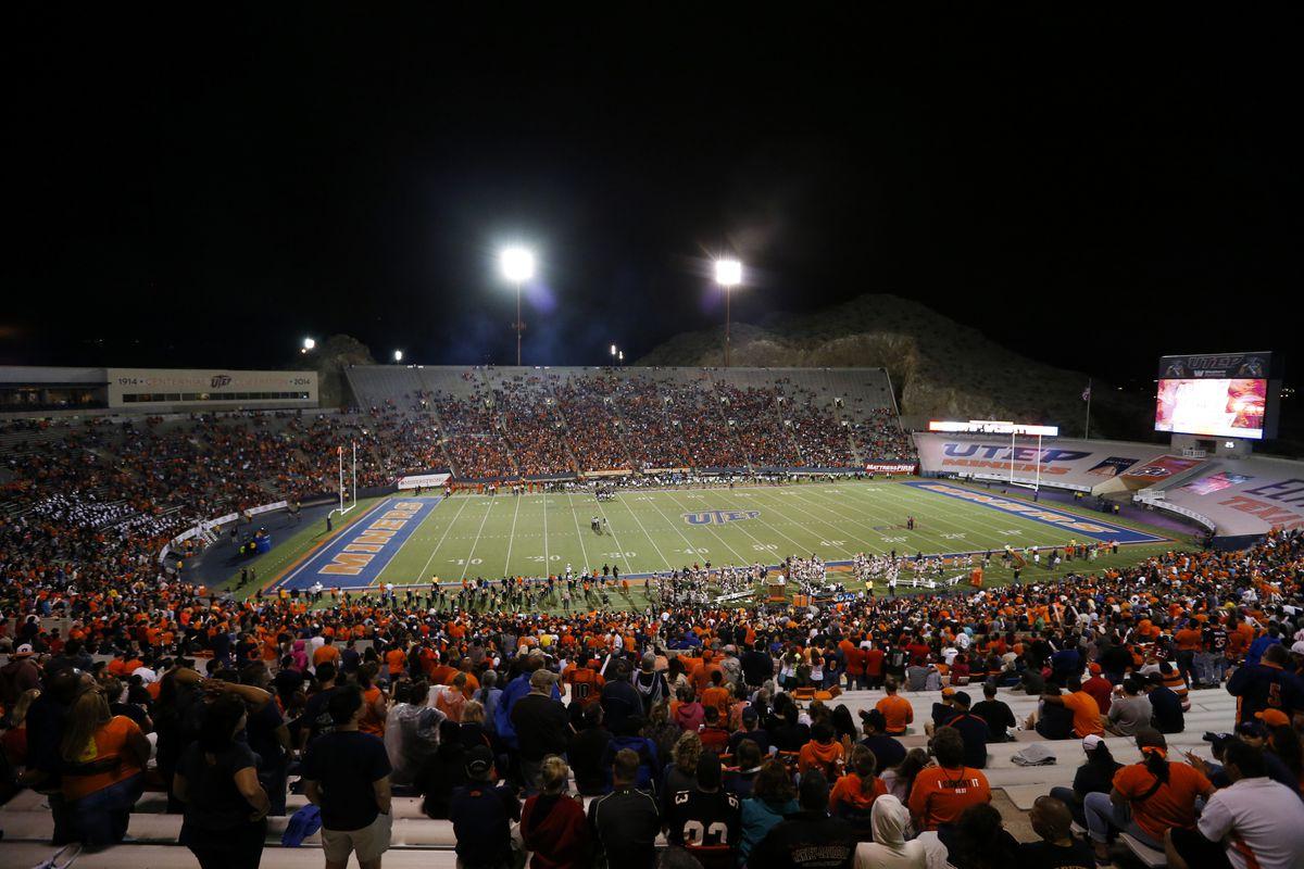 NCAA Football: Texas Tech at Texas El Paso