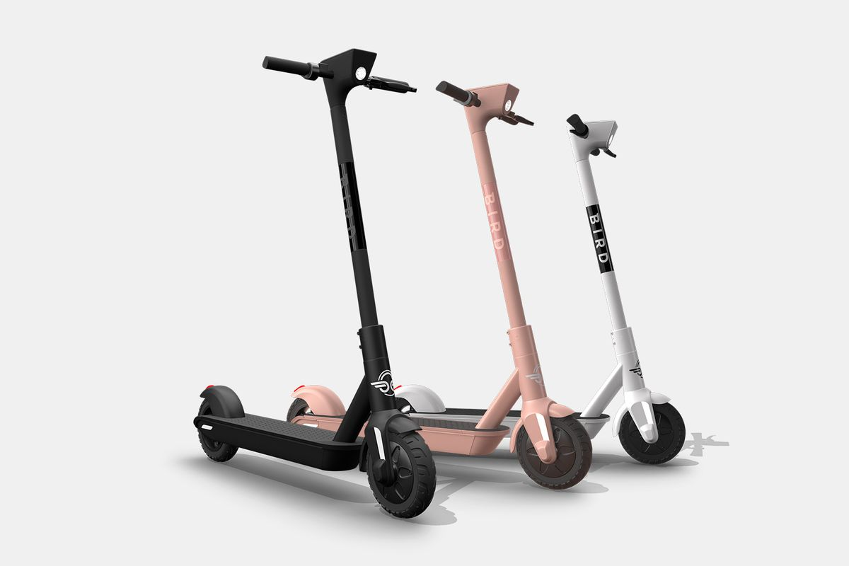 Bird has a new electric scooter: it's durable, comes in three