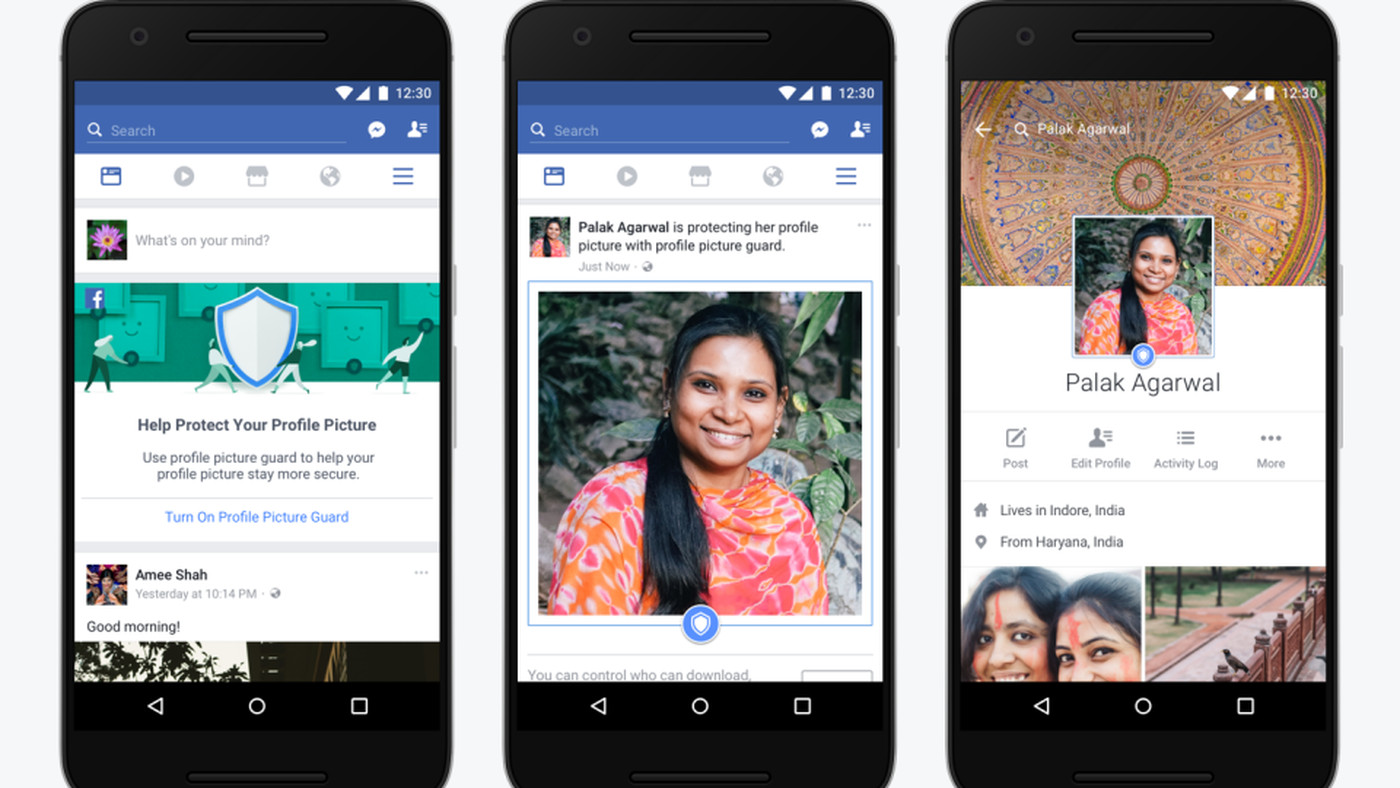 Facebook introduces profile picture protections to stop