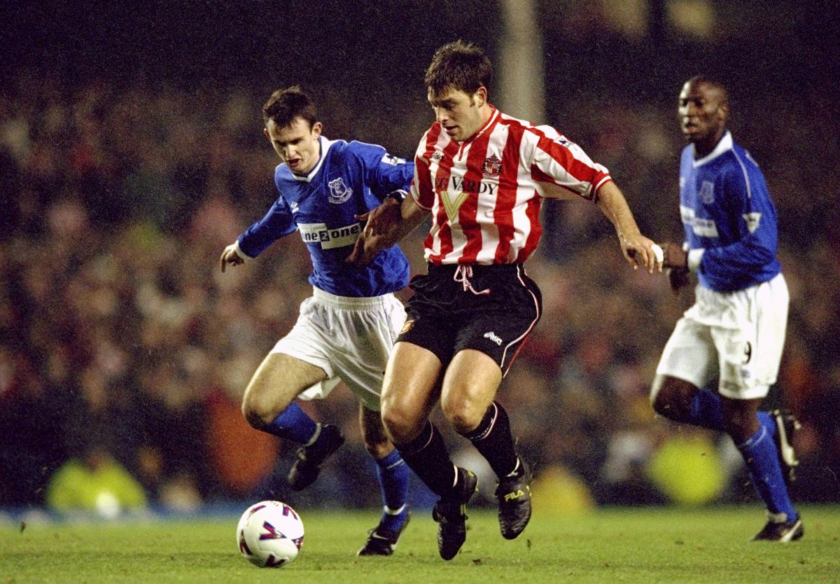 Paul Butler and Francis Jeffers