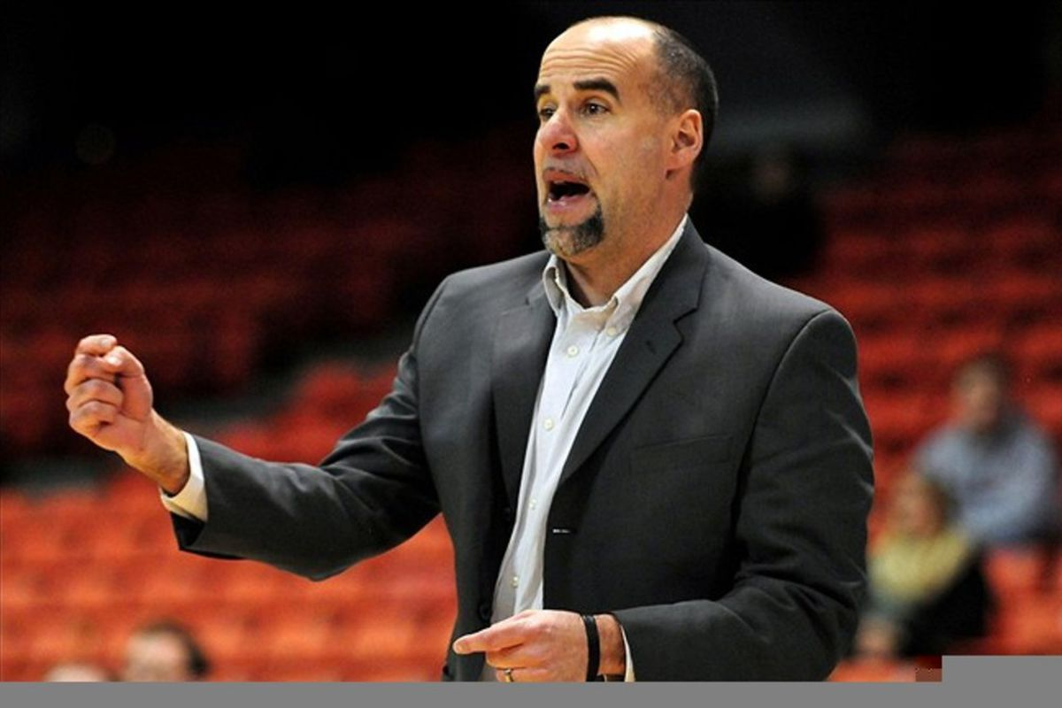 Sources tell us that Matt Bollant will be introduced as the new coach of the Illinois women's basketball team today.  <em>Reid Compton-US PRESSWIRE</em>
