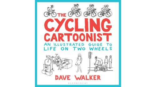 The Cycling Cartoonist - Dave Walker