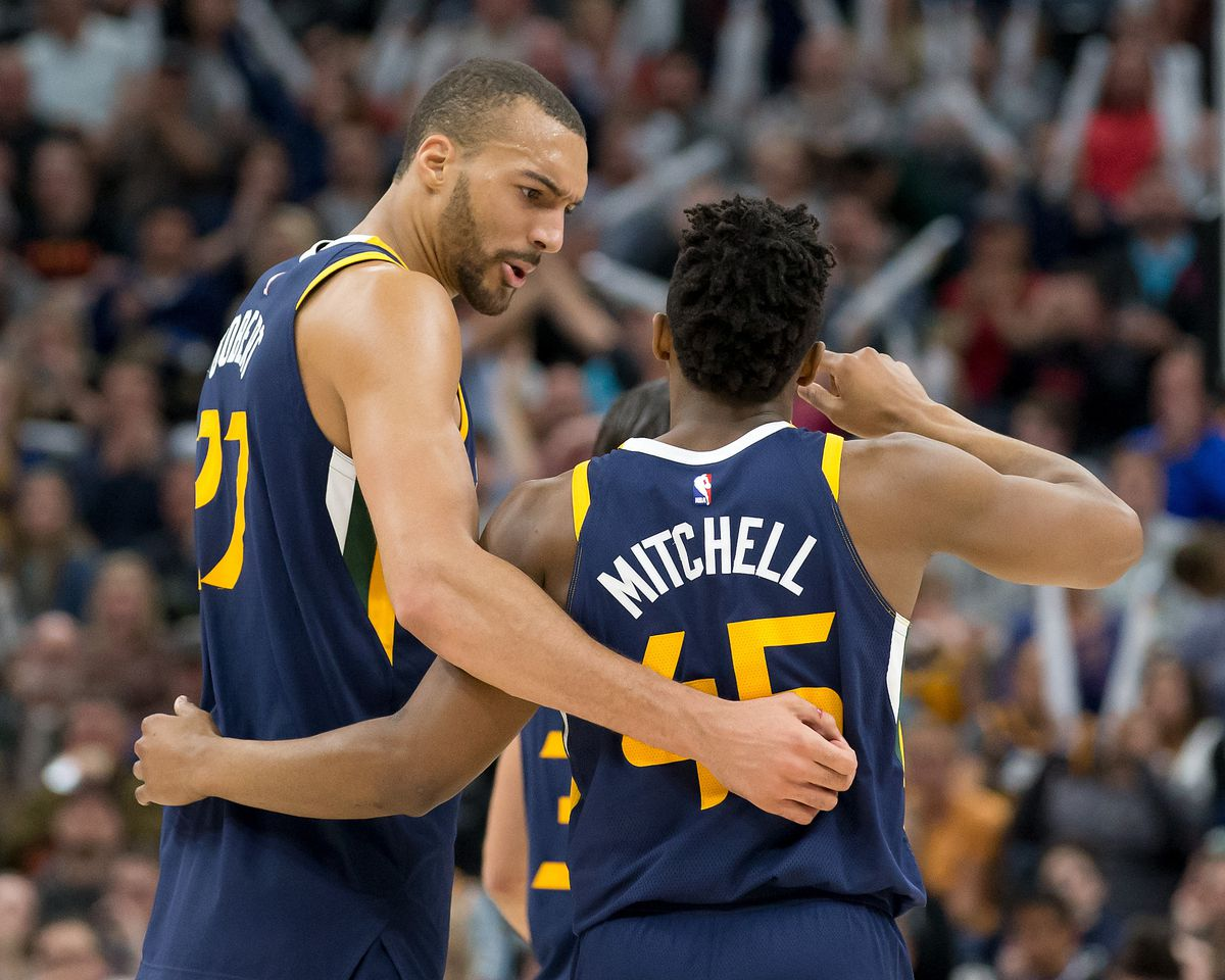 NBA: Orlando Magic at Utah Jazz