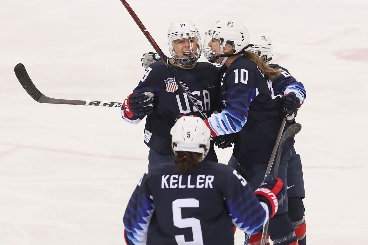 Winter Olympics: USA, Canada to Clash for Gold Medal in Hockey