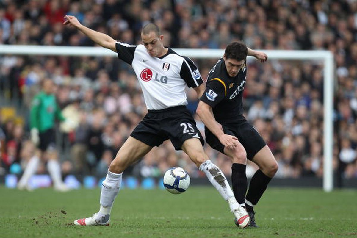 Fulham vs. Manchester City 3/21 photo courtesy of Getty Images