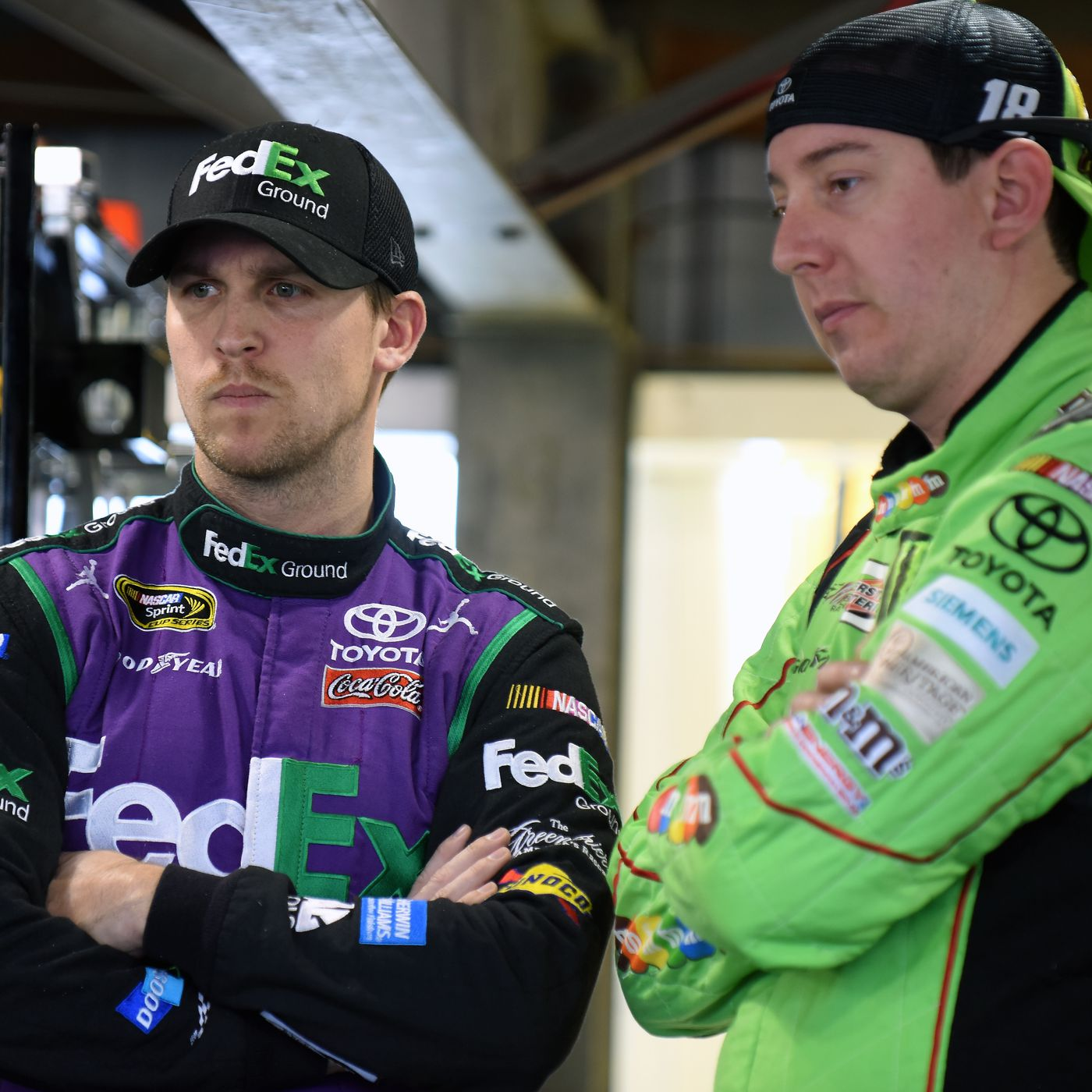NASCAR mailbag Do drivers have too much say in rules SBNation