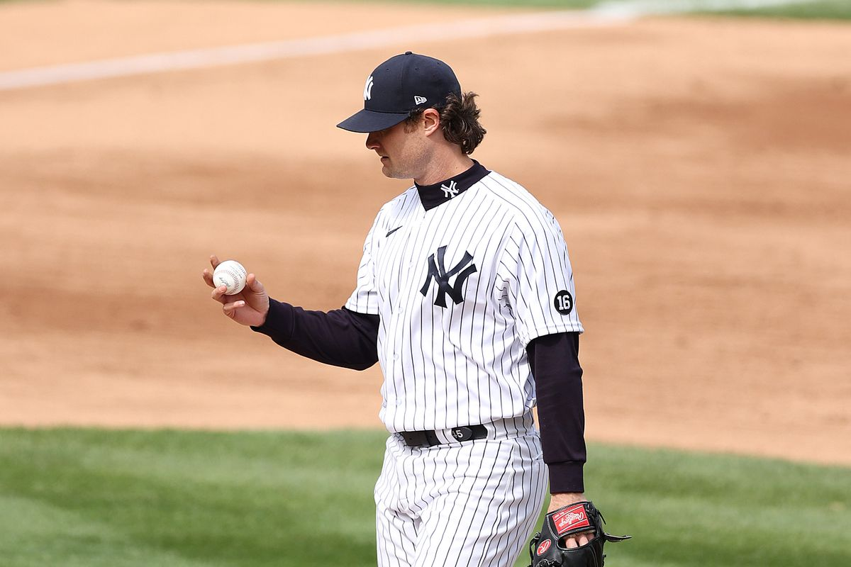 Analyzing Yankees ace Gerrit Cole's 2021 Opening Day start - Pinstripe Alley