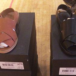 Sandals, $207