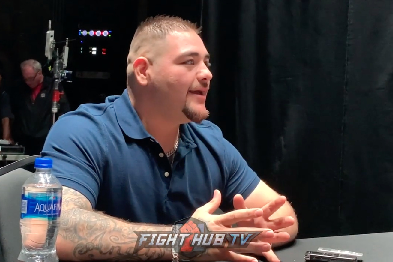 Screen Shot 2019 05 30 at 6.18.05 PM 1 2 .0 - Andy Ruiz Jr: 'I feel I do need to get the knockout' against Joshua
