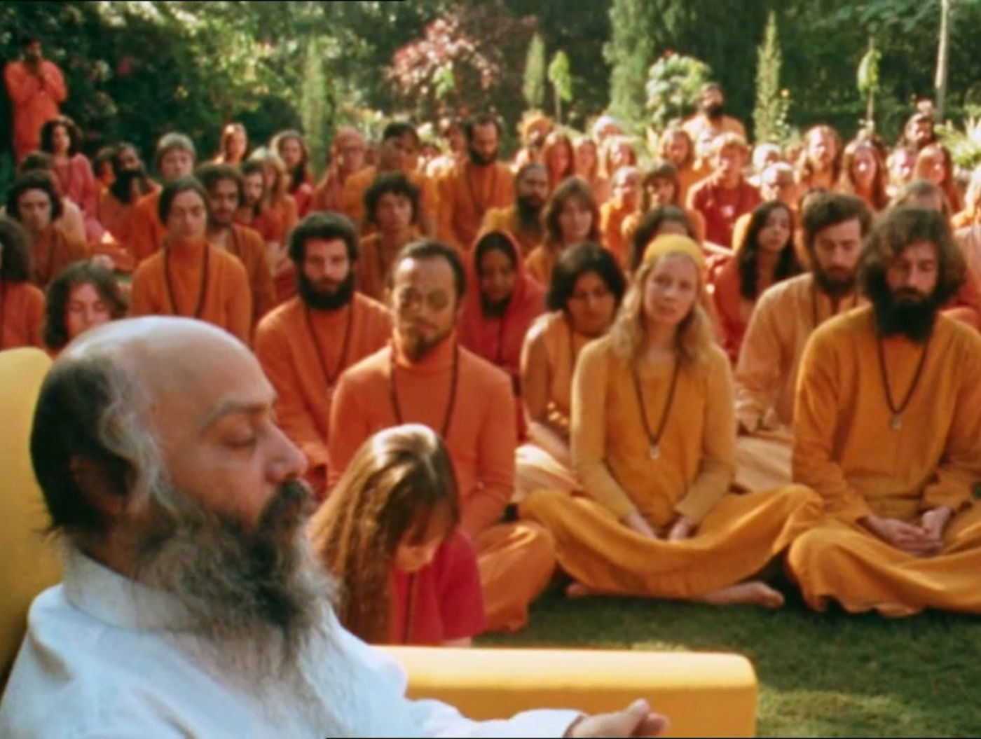 Here's what Netflix's Wild Wild Country doesn't explain