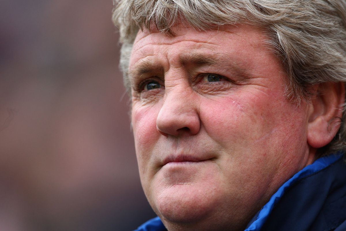Steve Bruce - Now faces a tough task to win round some fans.
