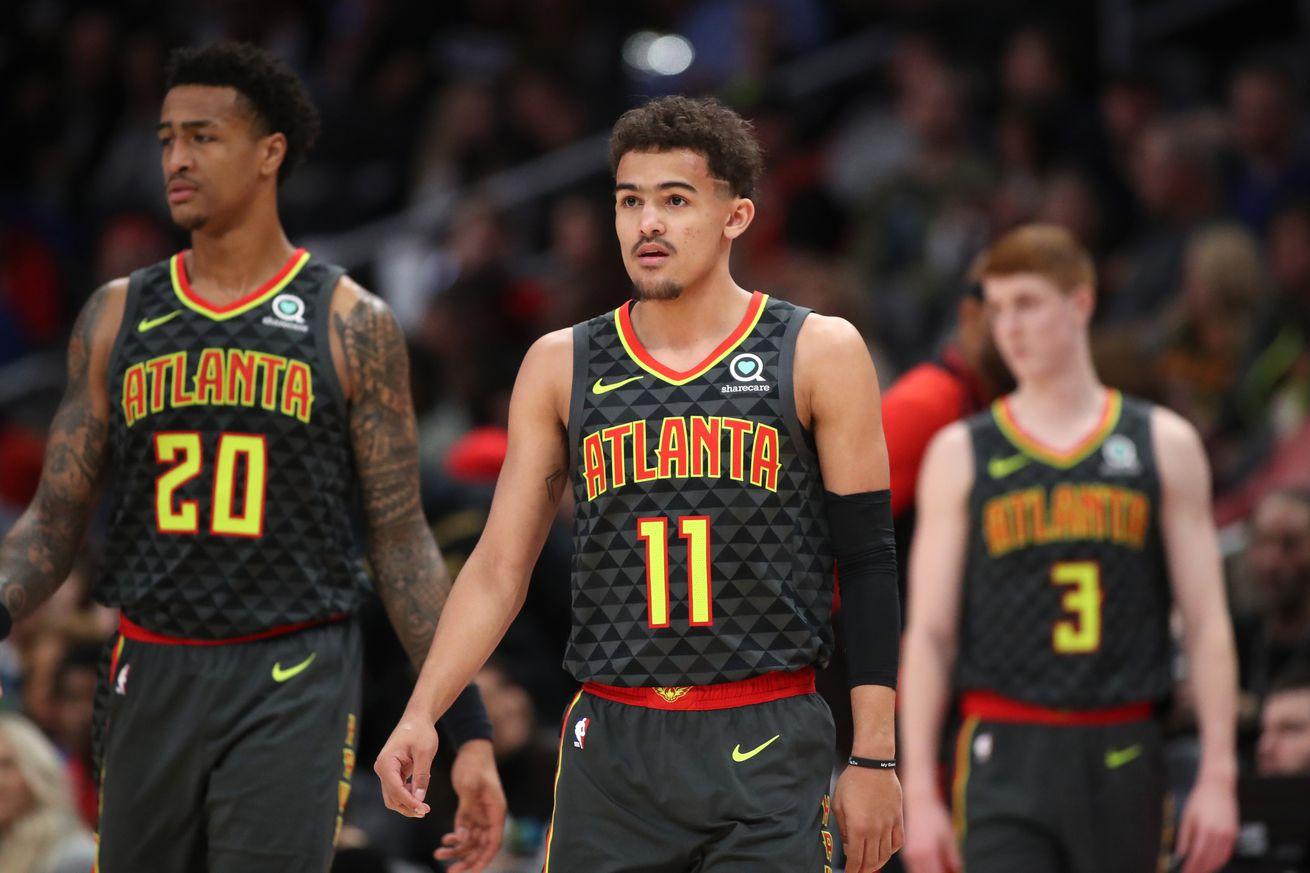 Locked on Hawks: Cole Zwicker on Atlanta's core (Part 1)