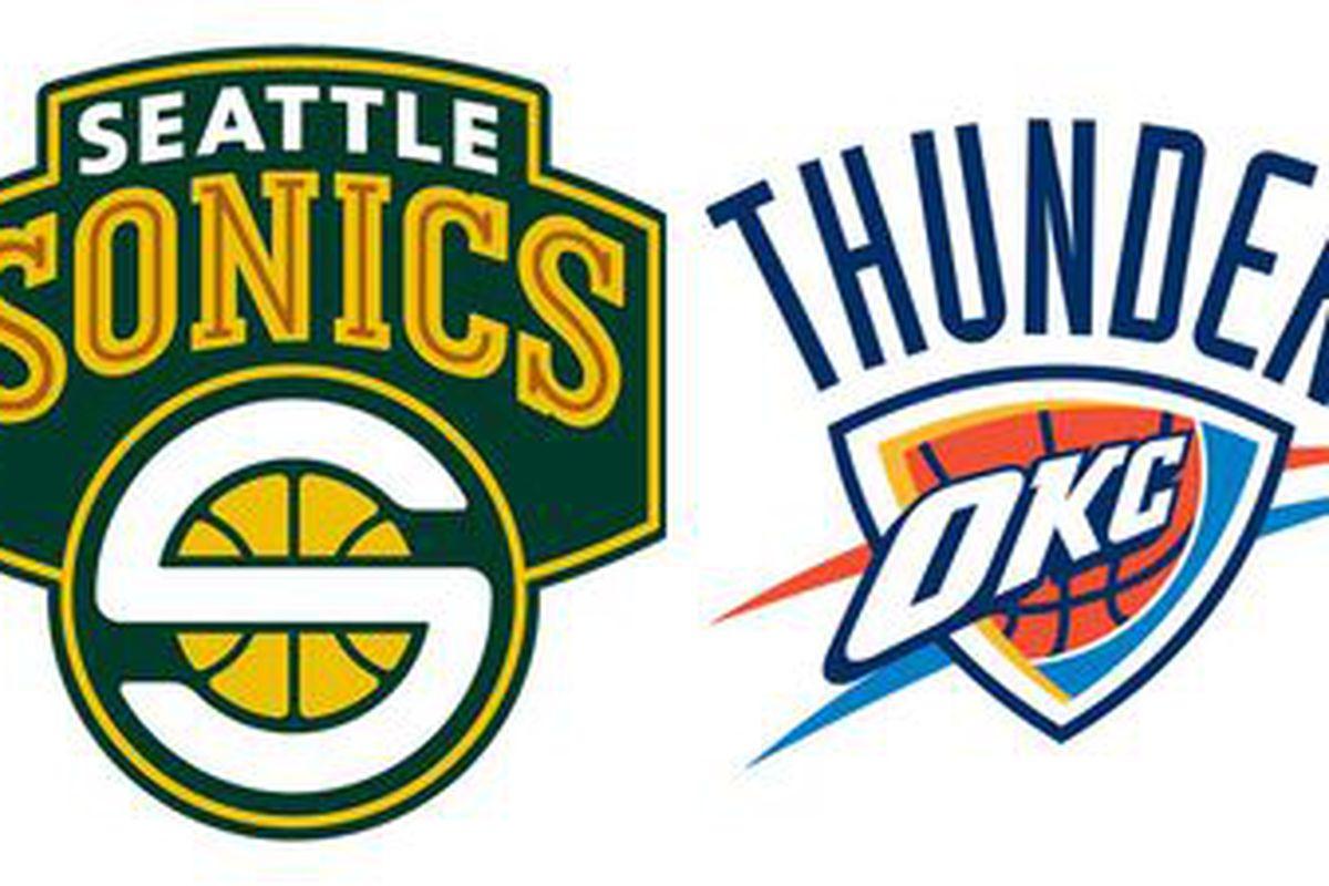 1996 Seattle Supersonics vs 2012 Oklahoma City Thunder - Sonics Rising