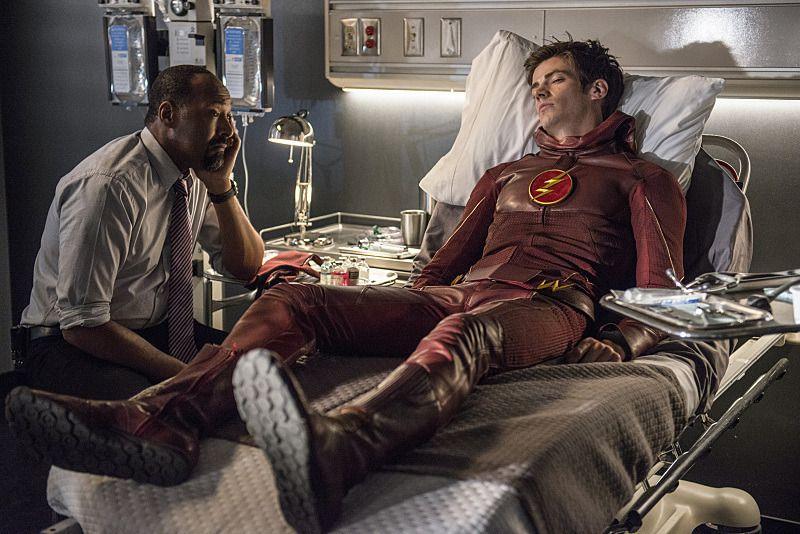 The Flash Allen Hospital