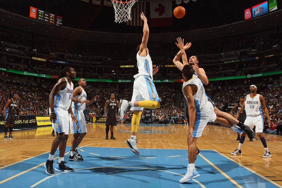 Can JaVale McGee do this against the teams we are likely to face in the playoffs