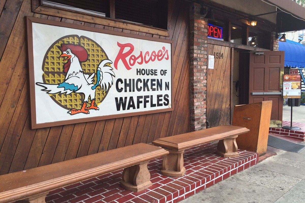 Rejoice Roscoe S House Of Chicken And Waffles Will Open In