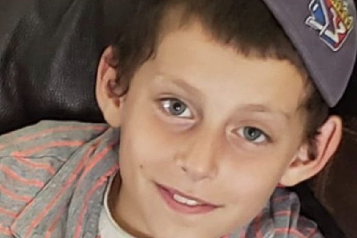 Hershel Weinberger, 9, died after he was hit in a crosswalk in the 7300 block of North Sacramento Avenue on July 14, 2021.