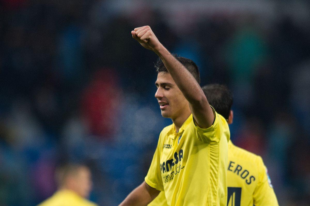 Real Madrid v Villarreal - La Liga