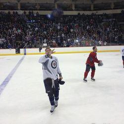 Winnipeg Jets training camp