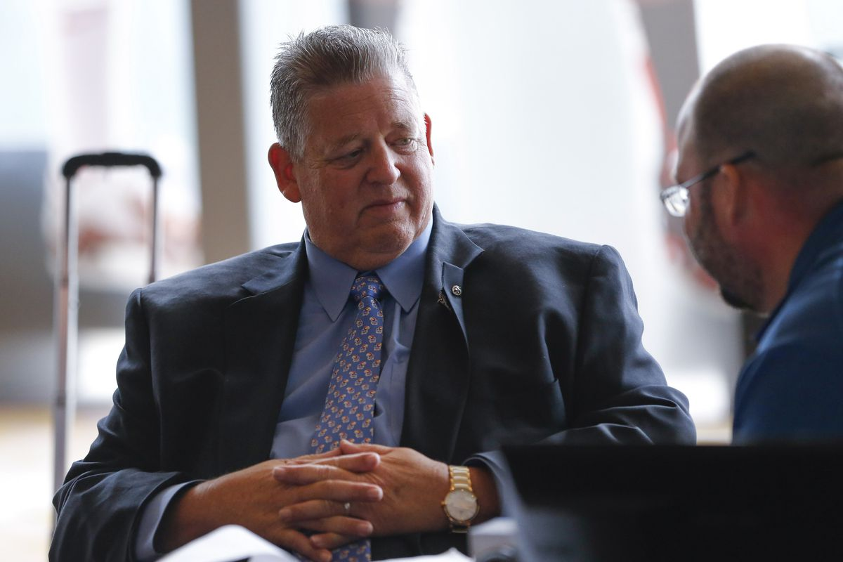 There wasn't a lot of information forthcoming from Charlie Weis.