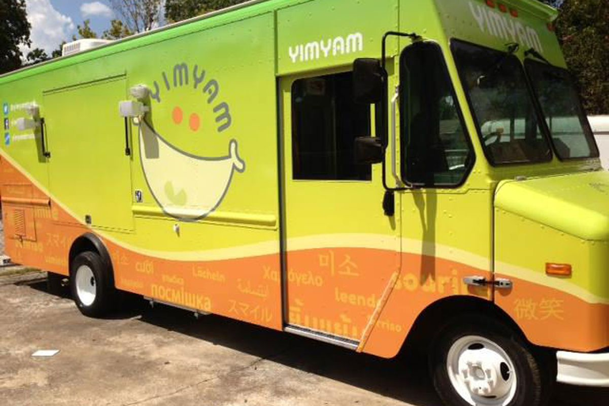 The Yim Yam Truck does Thai fusion fare.