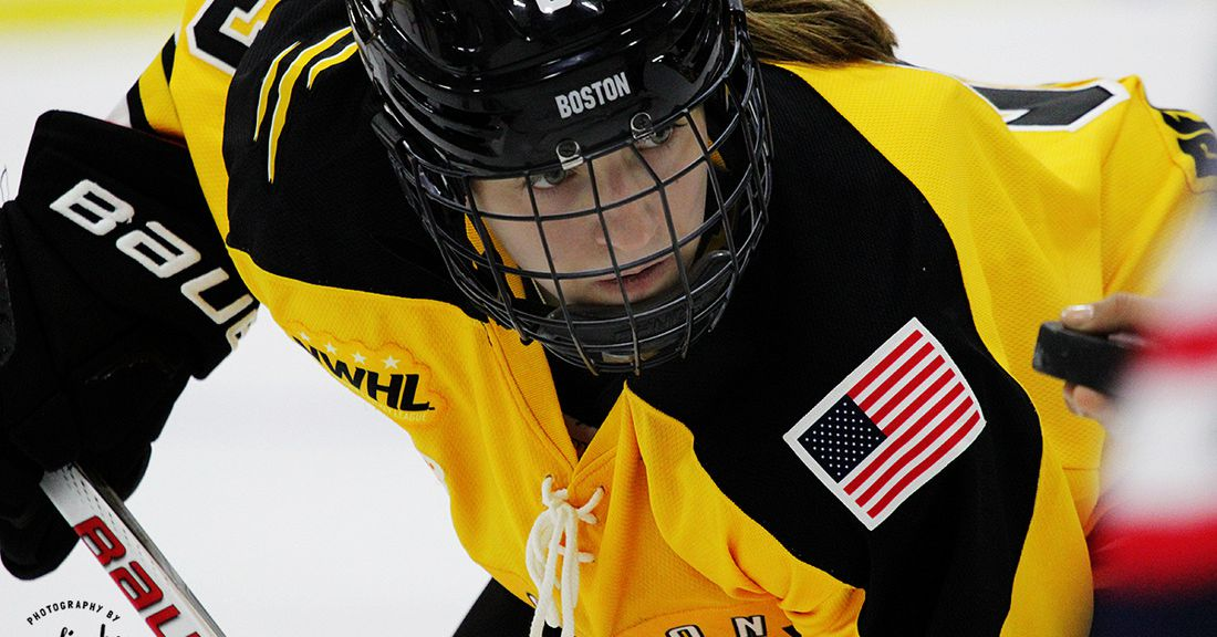 Weekly women's hockey wrap-up: November 18 - Stanley Cup of Chowder