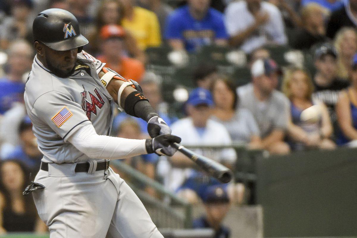 MLB: Miami Marlins at Milwaukee Brewers