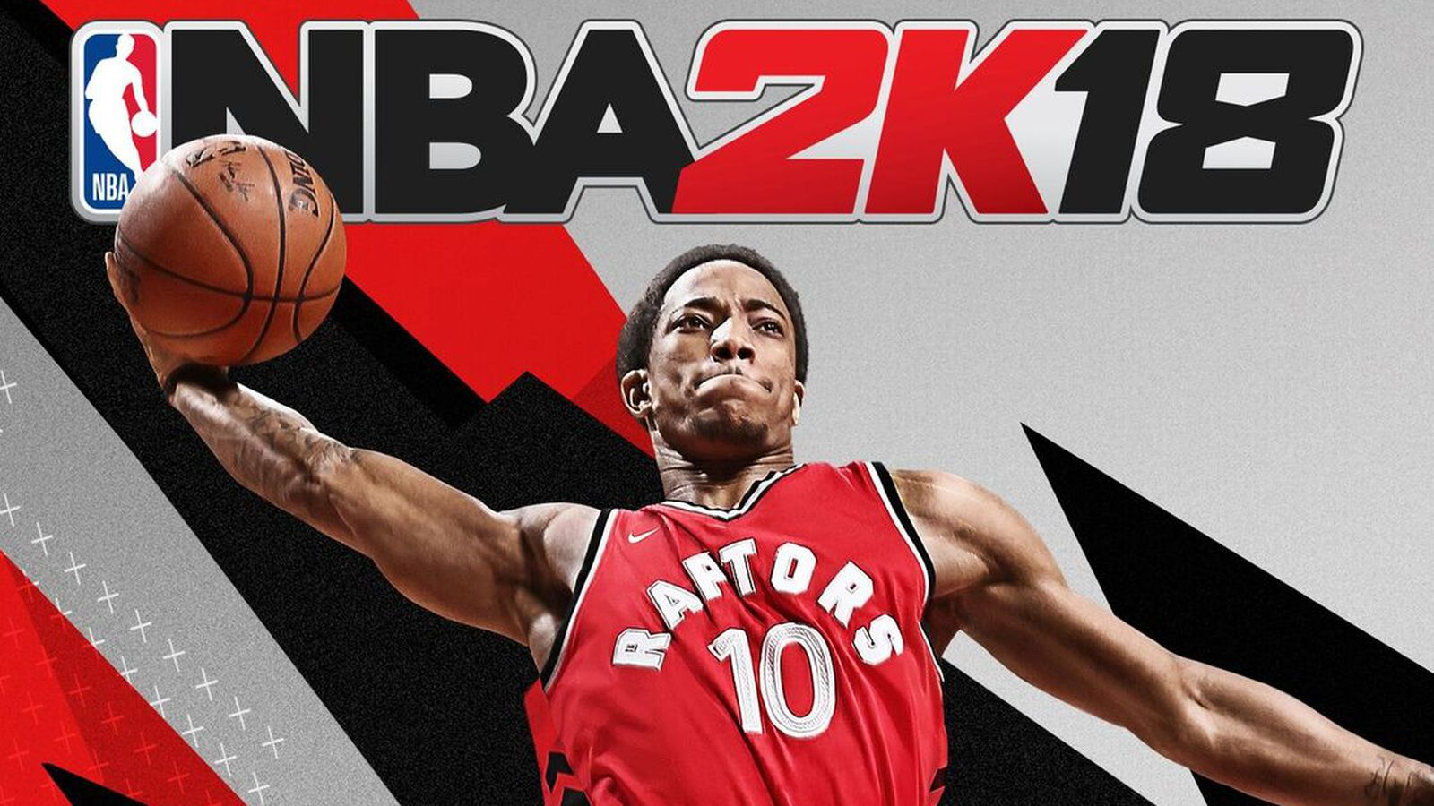Demar Derozan Is The First Athlete To Ever Be On Nba 2k18