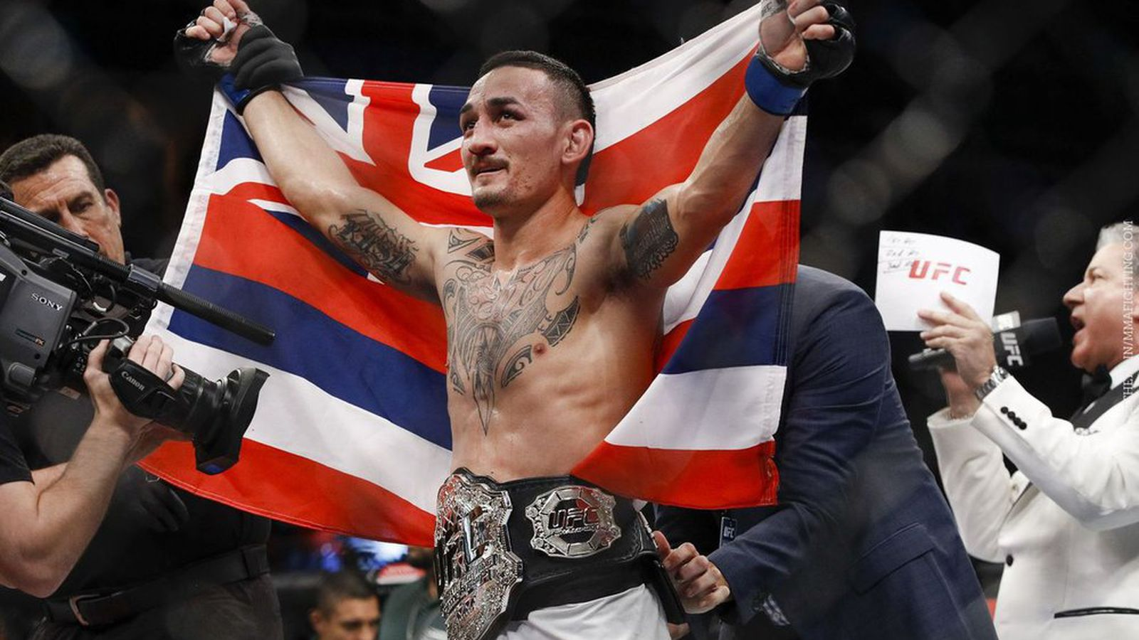 UFC 231 video promo for 'Holloway vs Ortega' welcomes you to 'The New Era'