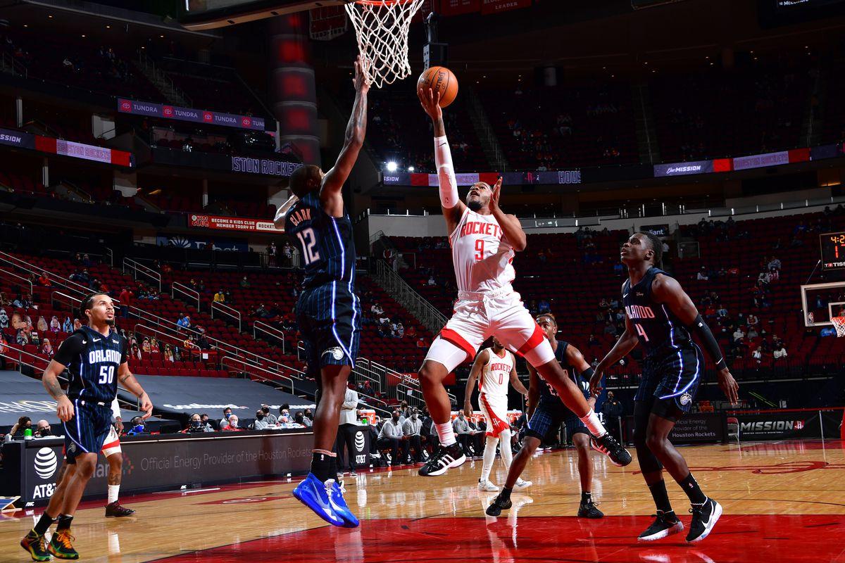 Orlando Magic v Houston Rockets
