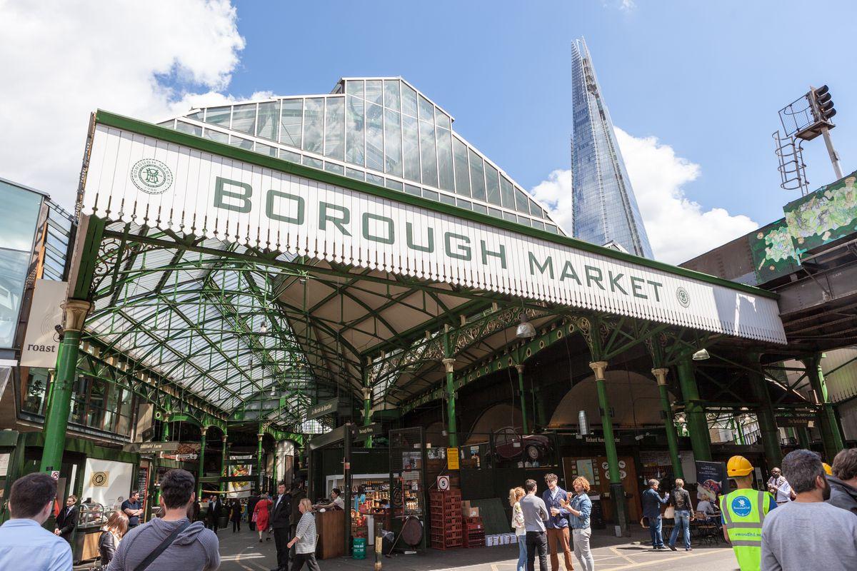 borough market guide