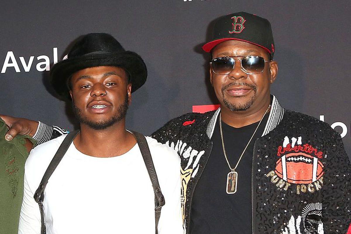 Bobby Brown Jr. and Bobby Brown