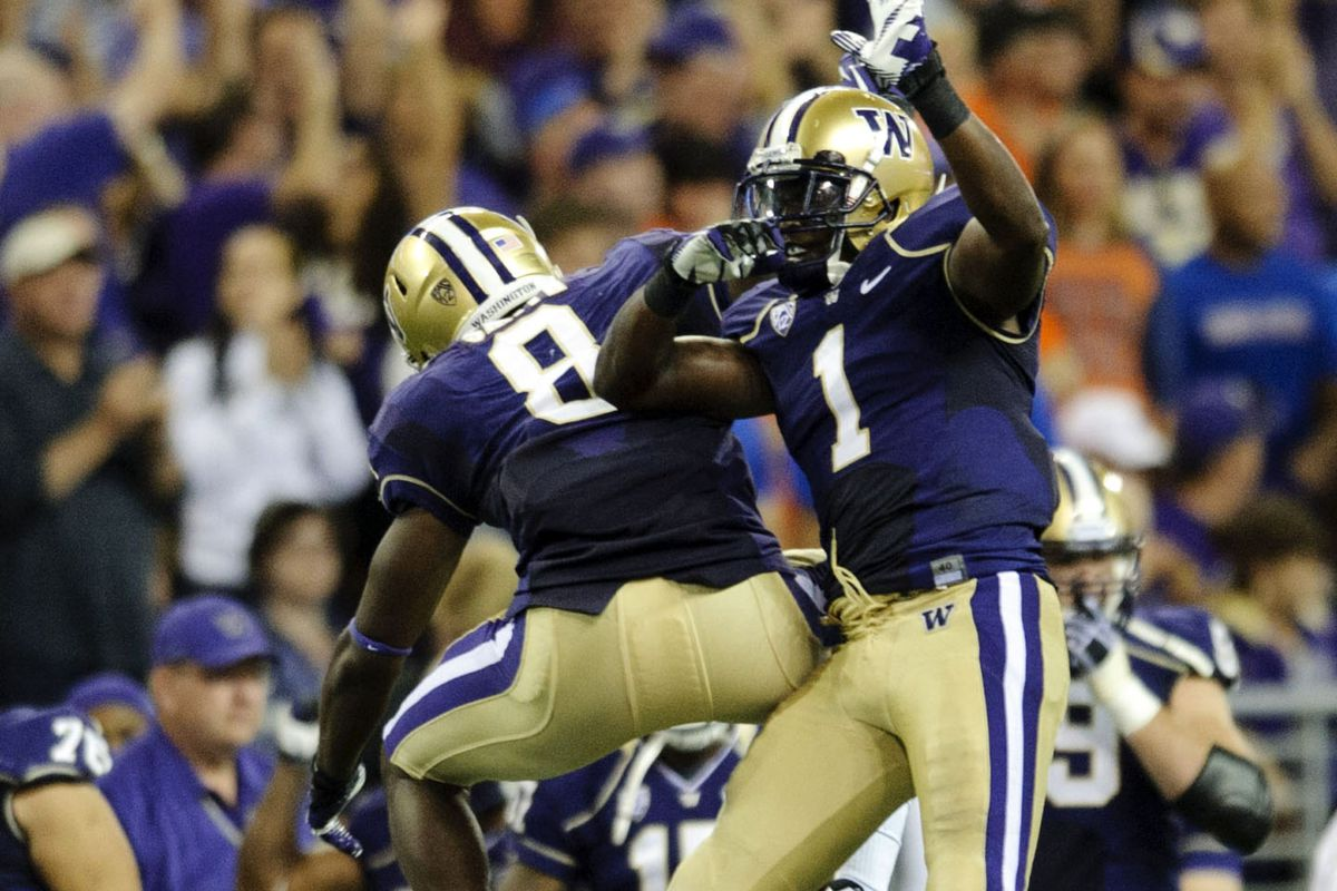 The pressure will be on the UW defense this Friday vs. UCLA
