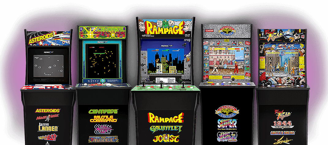 Arcade1Up cabinet pre-orders get a price drop at Walmart and