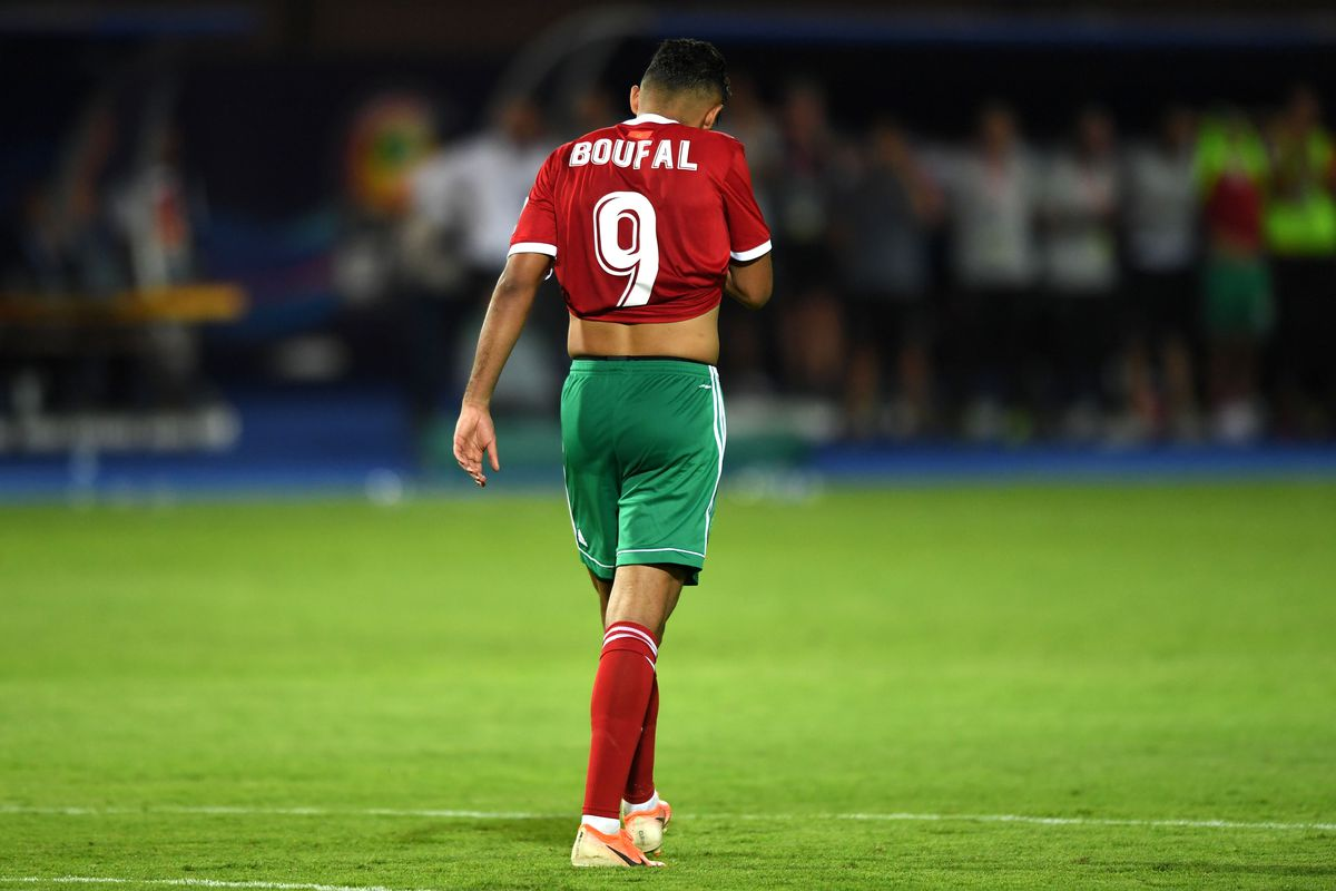 Sofiane Boufal could be set to leave Southampton for OG Nice in a summer transfer