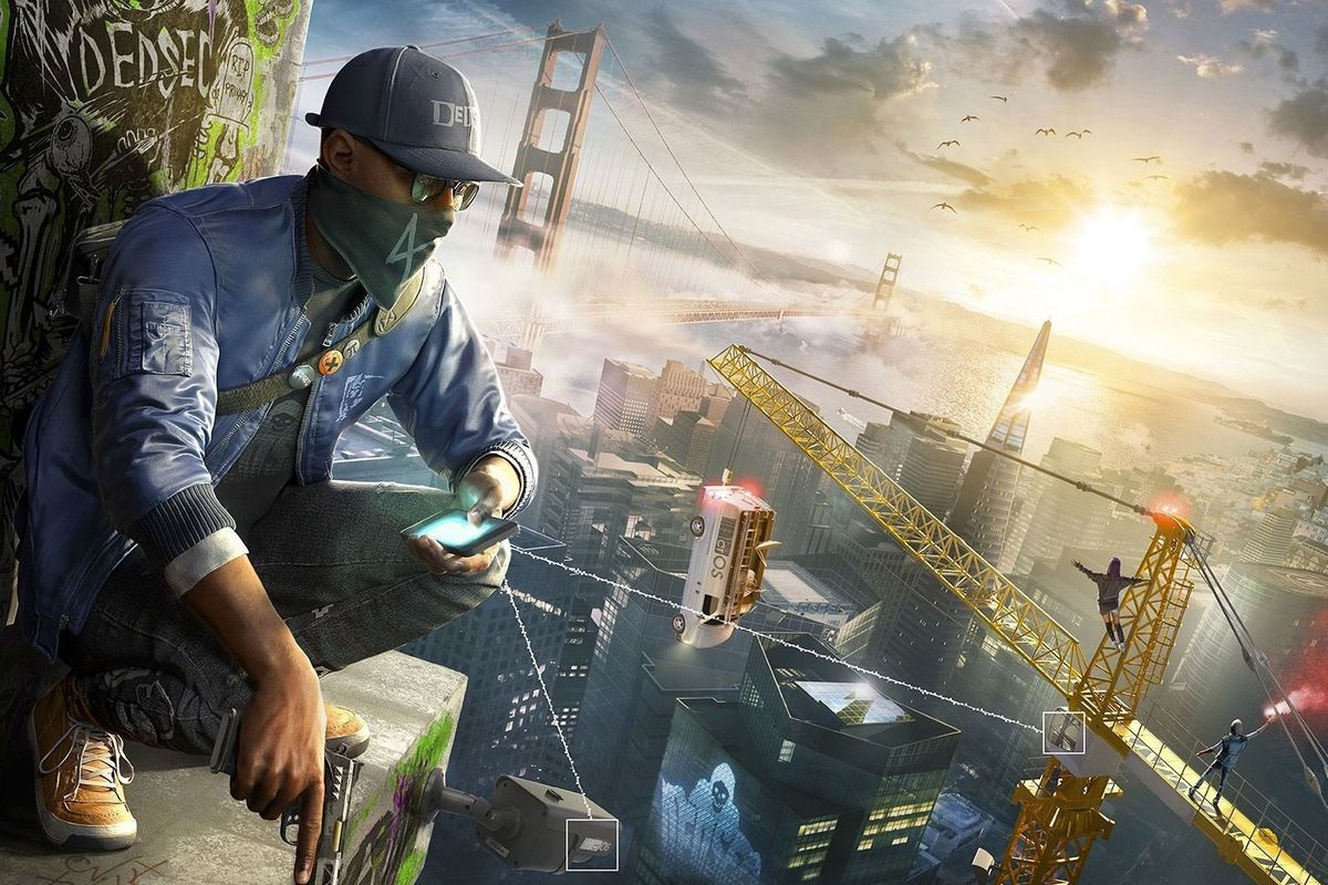 Pictures Of Watch Dogs 2: Watch Dogs 2 Has A New Hacker Hero, A New City And A Whole