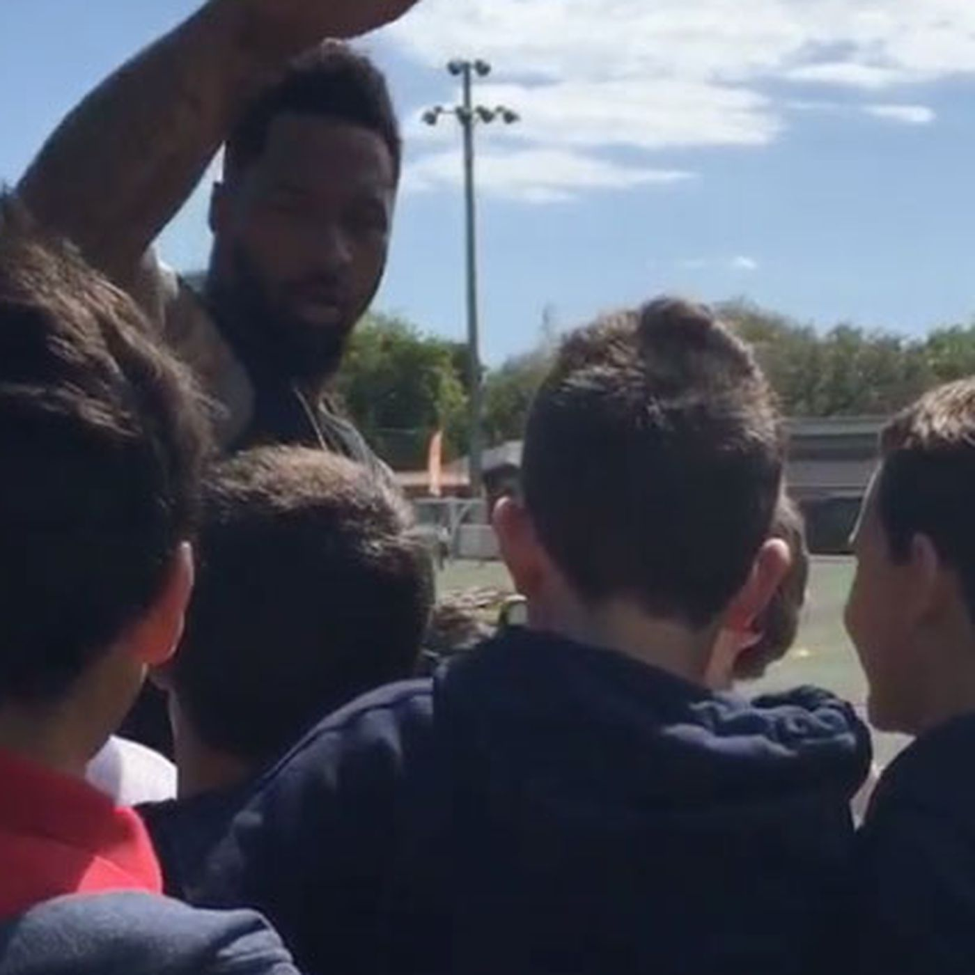 9ae1531c Darnell Dockett tells kids to wait to hang in strip clubs - SBNation.com