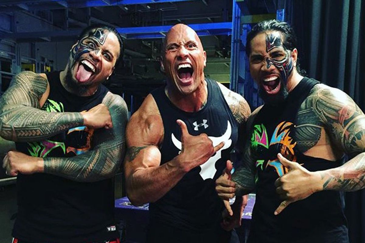 Jimmy Uso Saved By The Rock's Future Storyline In WWE? 1