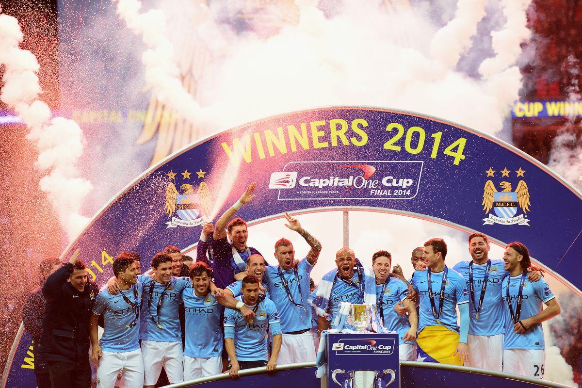Manchester City 3-1 Sunderland