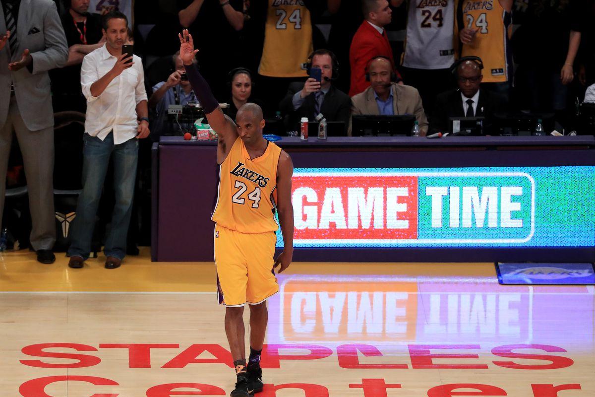 3ec41c7f9abf Lakers retiring both of Kobe Bryant s jersey numbers