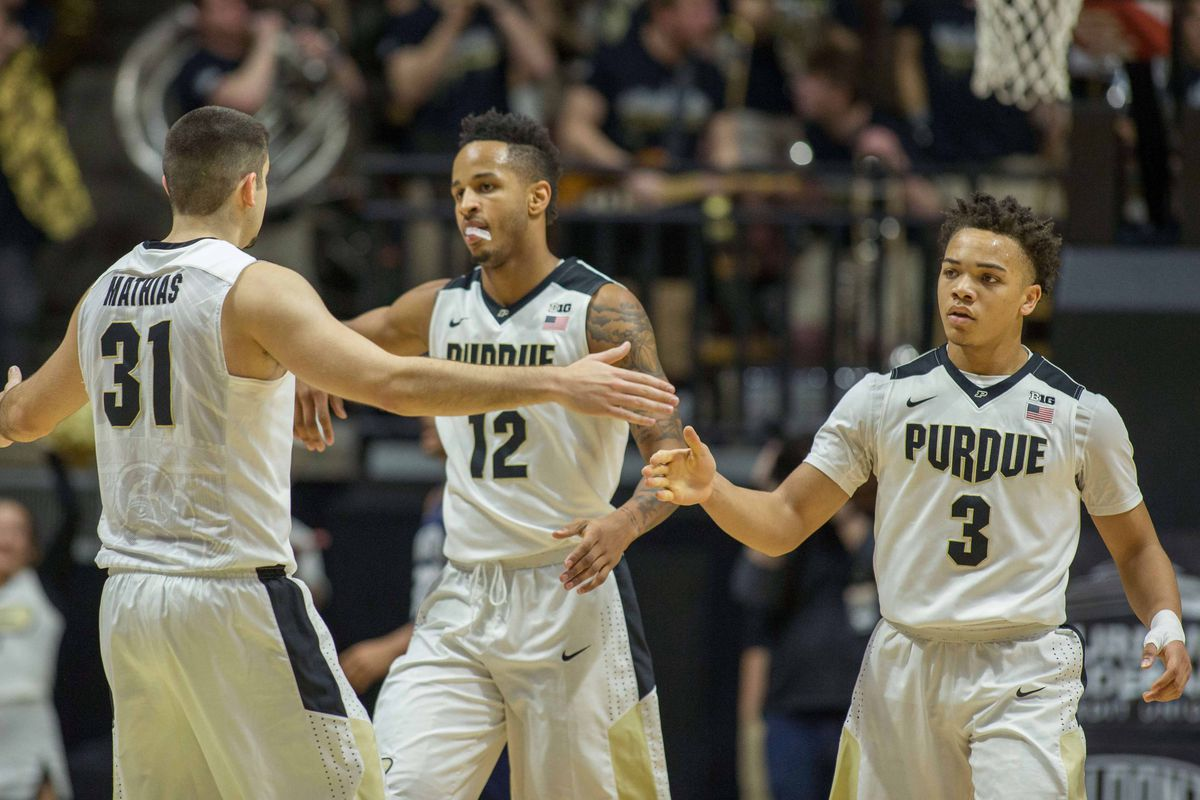 Rutgers Basketball Game 27 Preview: Purdue - On the Banks