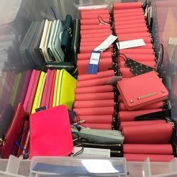 Various wallets $25-$55