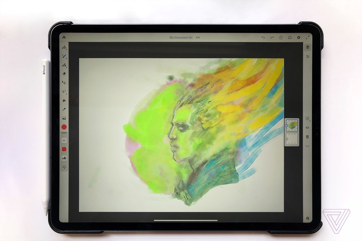 Adobe's Project Gemini could be your next go-to drawing app - The Verge