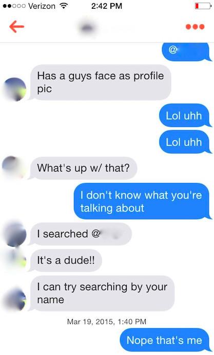 A brilliant Tinder hack made hundreds of bros unwittingly