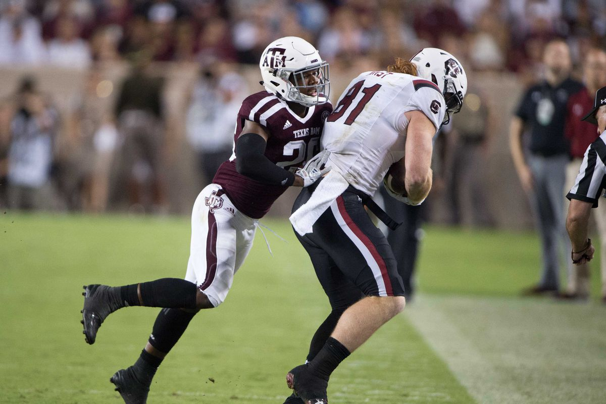 00ad8175b17 Jerome Miron-USA TODAY Sports. South Carolina and Texas A M have played  football ...