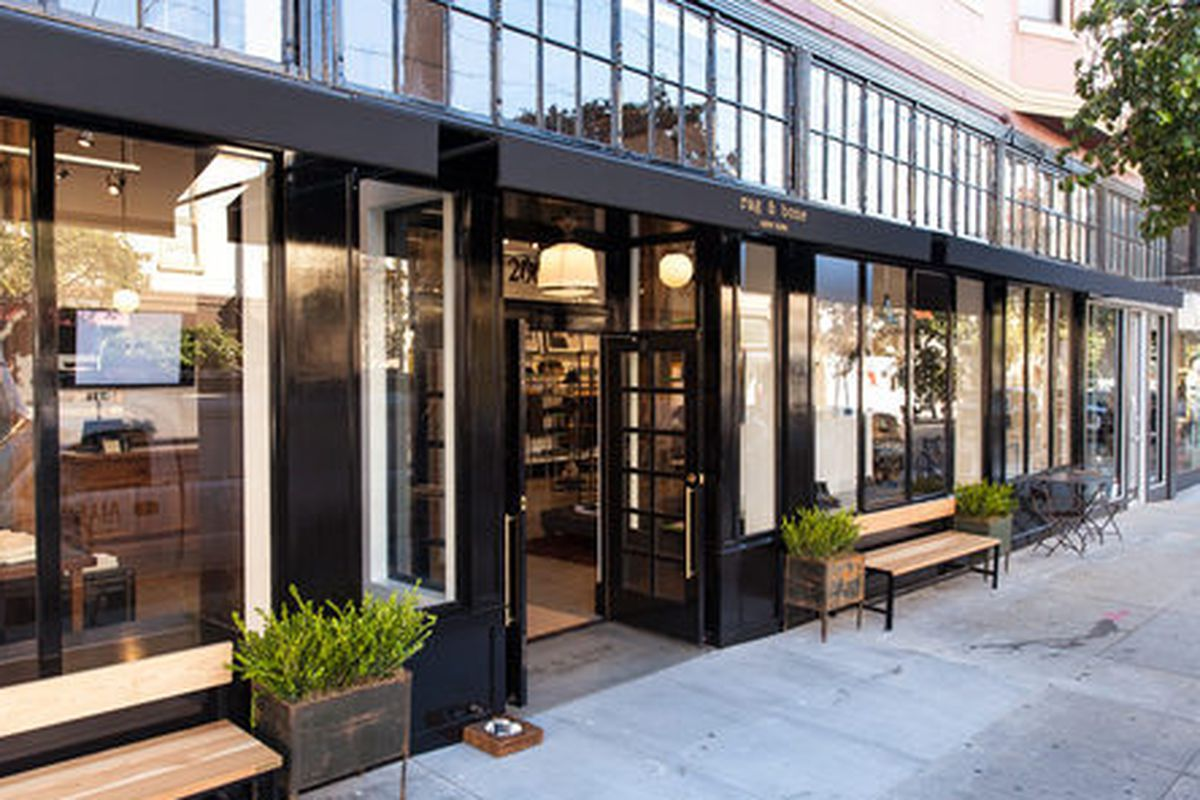 The new Rag & Bone boutique is just one of more than 30 stores participating in Fillmore FNO. Courtesy photo