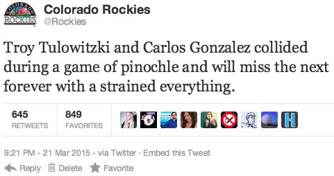 rockies lol